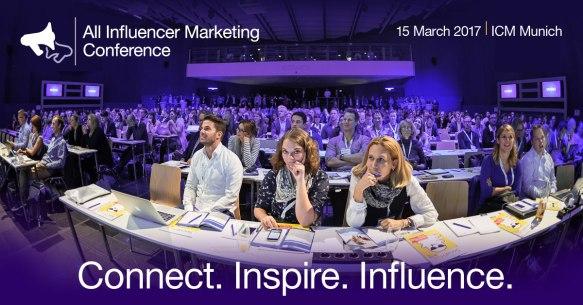 aimc influencer bluulake konferenz münchen